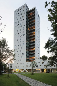 Rotterdam Gelauff Designed Retirement Housing