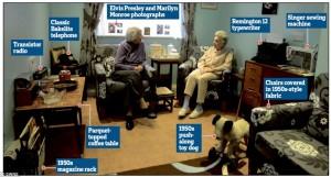 Marlborough, Wiltshire Retirement Home Alzheimer's Room