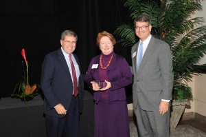 Orsini accepts recognition from the BBB