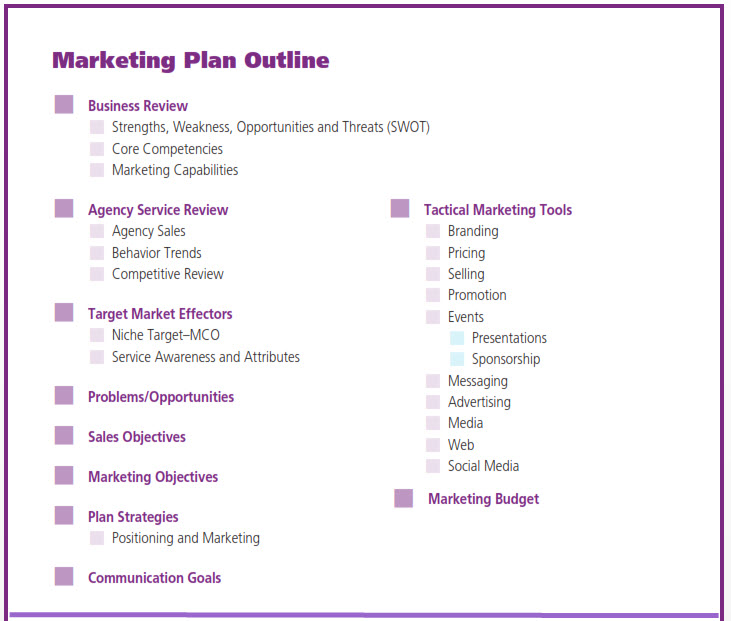 9 Templates to Use for Your 2018 Marketing Plan