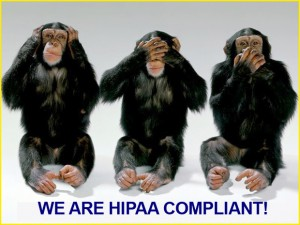 How we wish HIPAA Compliance worked.