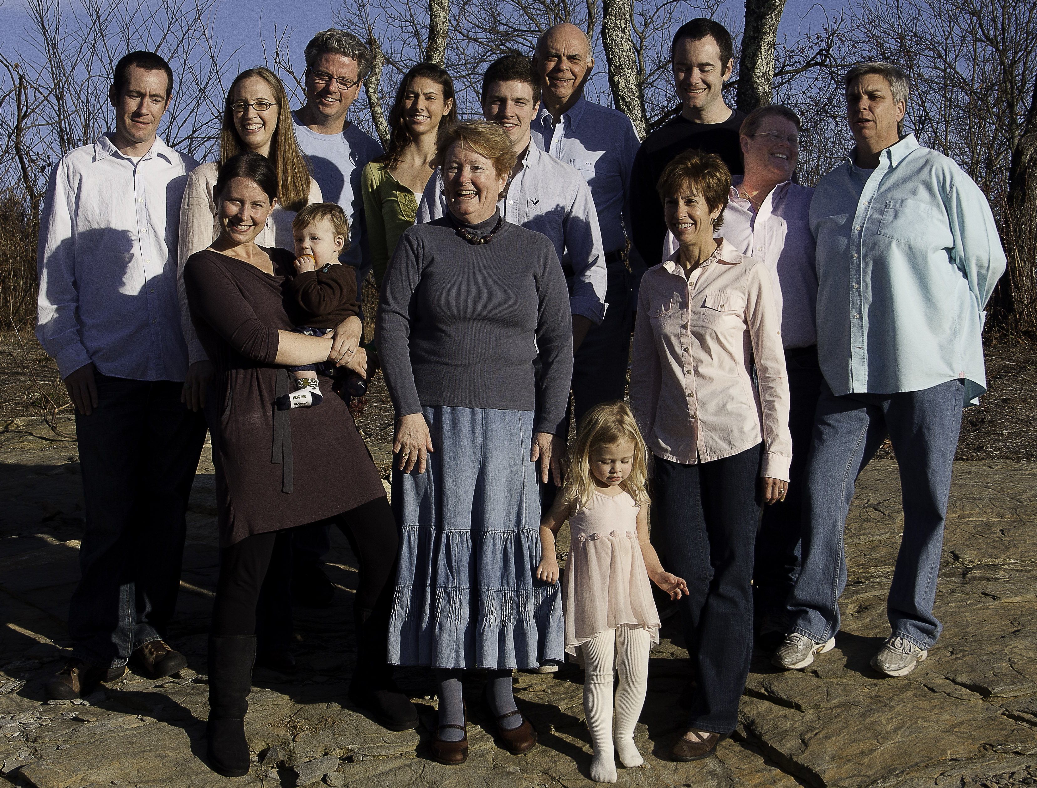The Multi-generational Family is Trending