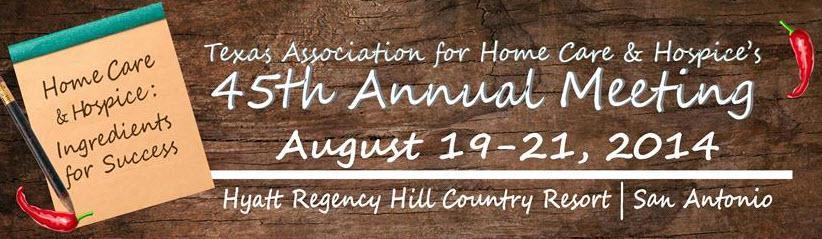 Texas Home Care Association Annual Meeting