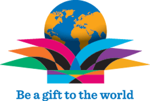 Be a Gift to the World is a noble aspiration for Rotarians