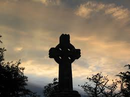 The Celtic Cross is a powerful symbol used to take religion to Ireland