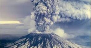 Orsini's First Business Coincided with the Anniversary of Mt St Helens