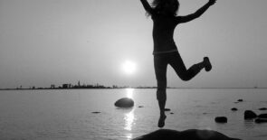 Living life with joy is freedom